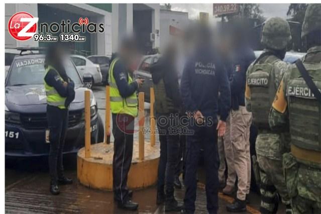 Delincuentes asaltan a cuentahabiente en la colonia Las Américas, en Morelia