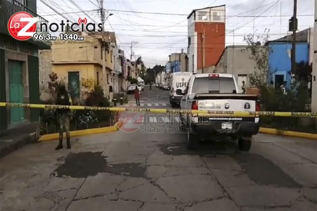 Balean a 2 hombres en la colonia Juárez, en Morelia