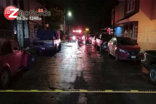 Una muerta y 3 lesionados en atentado a balazos en una cenaduría de Uruapan