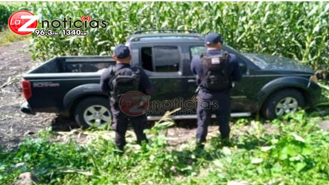 En diversos hechos, se aseguraron 5 vehículos: SSP