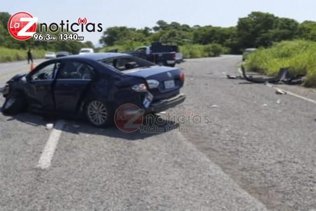 Sacerdote michoacano fallece en accidente vial en Guerrero