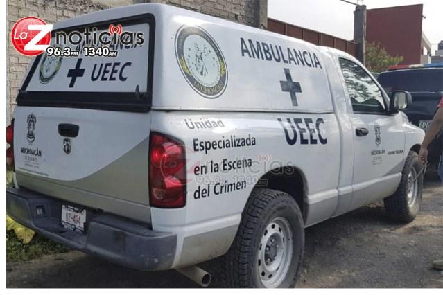 Asesinan a anciana en su hogar en Ciudad Hidalgo
