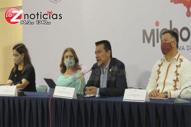 Michoacán regresa a ser El Alma de México