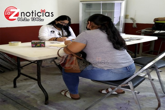 En Apatzingán, realiza FGE jornada de atención a colectivos de búsqueda de personas desaparecidas