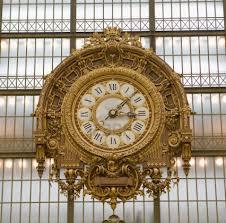 paris musée d'orsay horloge