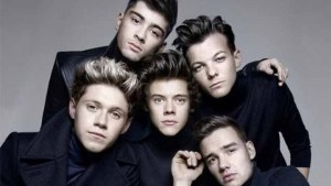 One-Direction et poils au menton