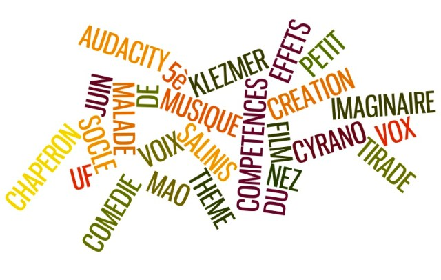 audacity wordle