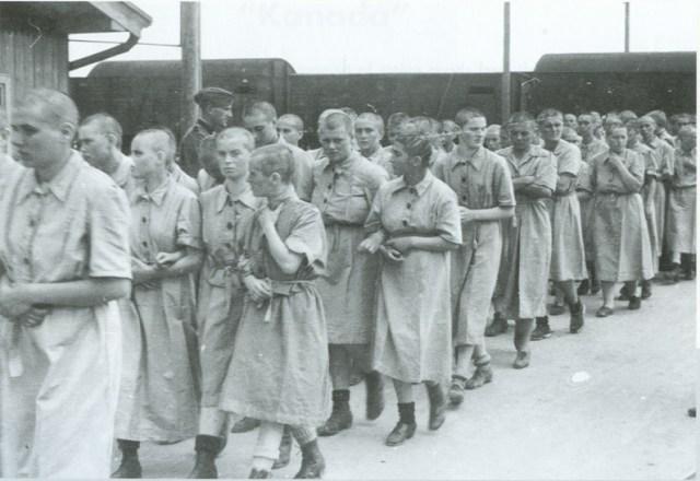 femmes au camp