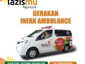 DONASI Mobil Ambulance