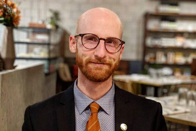 Derek Kitchen