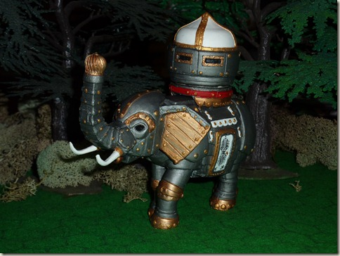 Steam-elephant