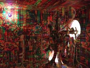 Aaron Curry Art | Basel 2013 (Oeuvre : droits réservés aux ayants droits / photo : alain walther)