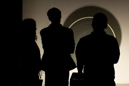"Gruppo MID, ""Grande disco stroboscpico"", 1968 |photo © alain walther | oeuvres DR"