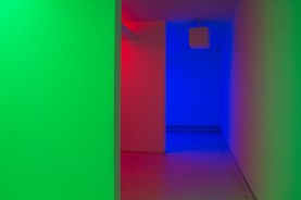 "Carlos Cruz-Diez, ""Chromosaturation"", 1965 