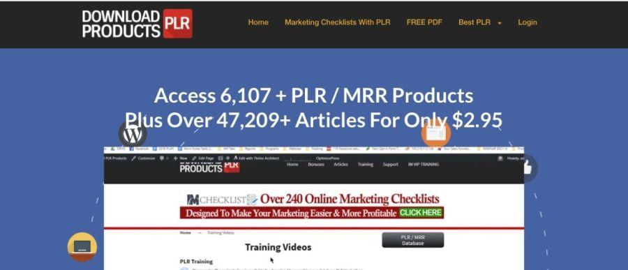 Download-PLR-Products-best-plr-site