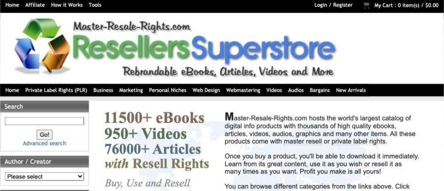Master-Resale-Rights-best-plr-site