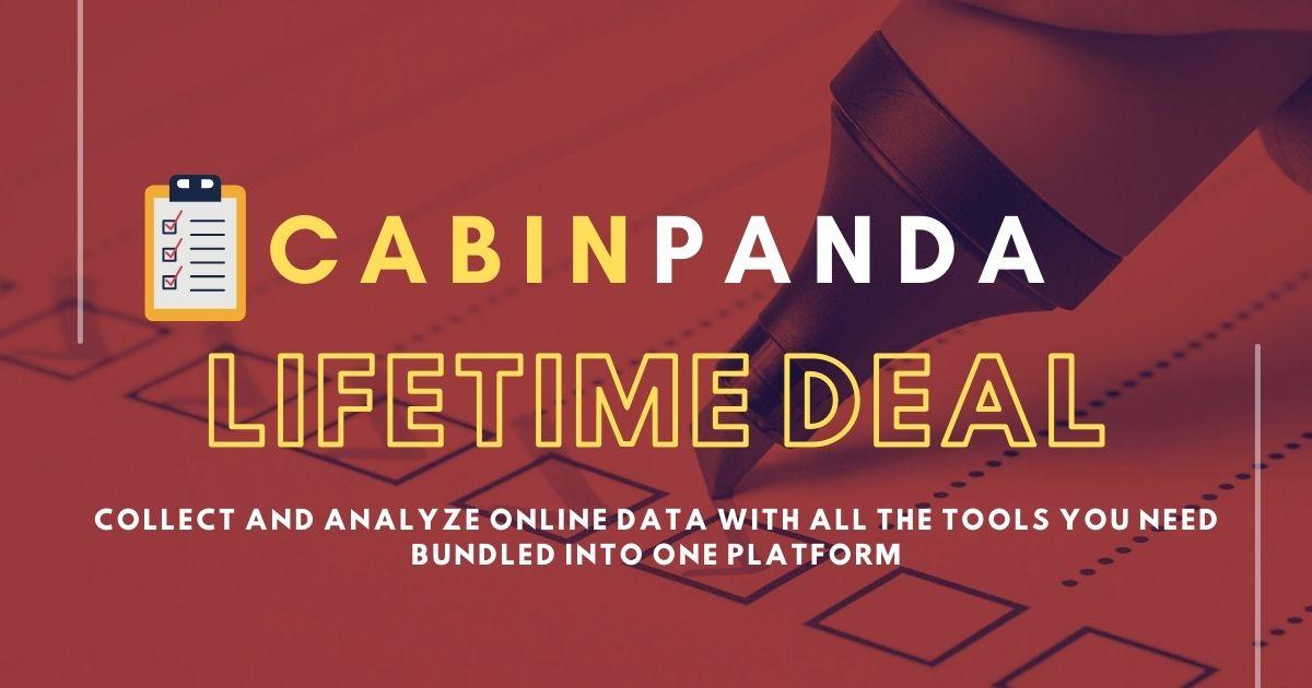 CabinPanda-Appsumo-Lifetime-Deal-And-Review