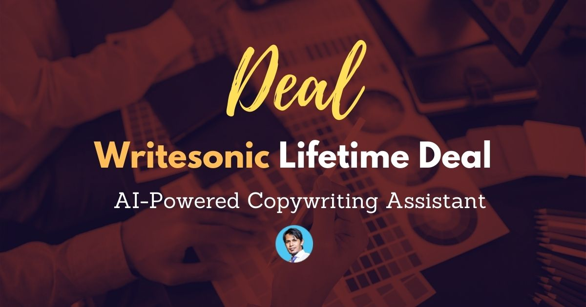 Writesonic-Lifetime-Deal-Review