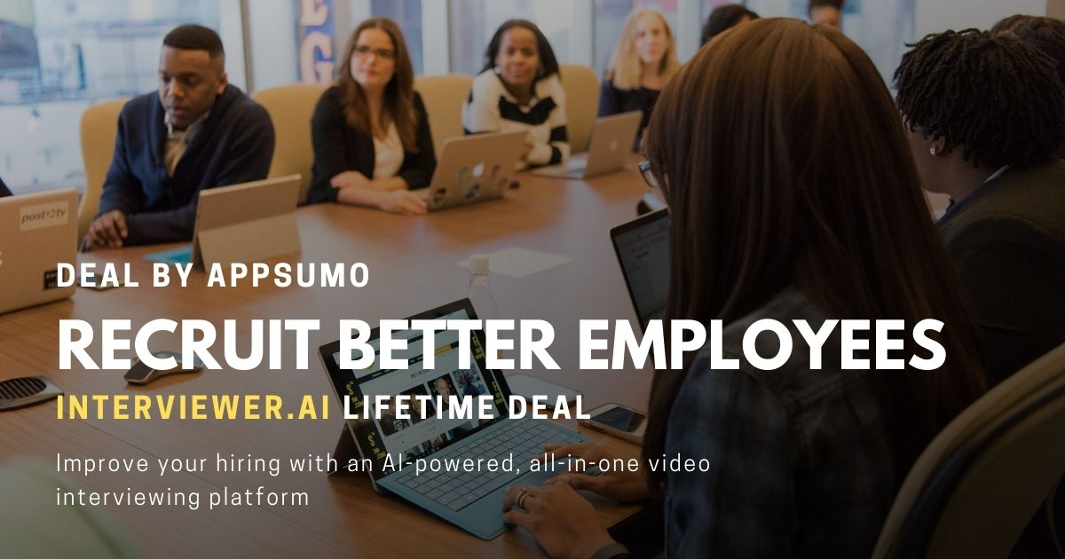 Interviewer-AI-appsumo-Lifetime-Deal