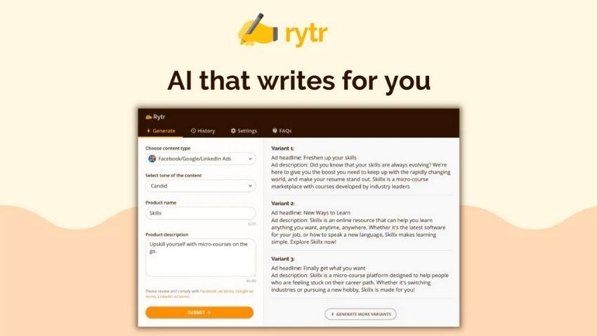 Rytr-me-Lifetime-Deal
