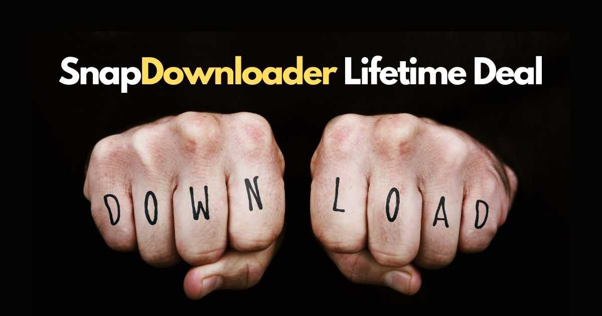 SnapDownloader-lifetime-deal-feature-image