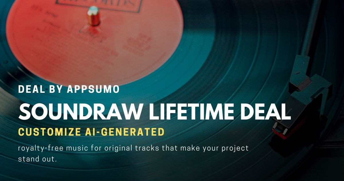 soundraw-appsumo-lifetime-deal-offer