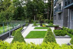 Lazurniy Bereg Holiday Villas And Vacation Rentals Outdoor Gardens
