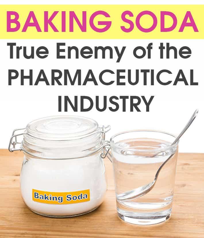 Baking Soda – True Enemy of the Pharmaceutical Industry