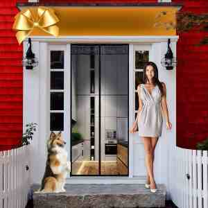 best Magnetic screen door for summer