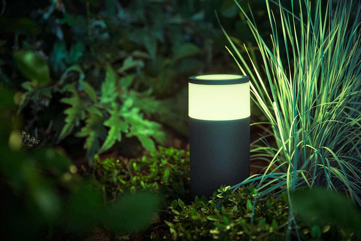 outdoor landscape lighting smart