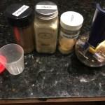 Hoisin BBQ Chicken Spice Mixture