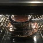 Chocolate-Rum Truffle Torte - pan size
