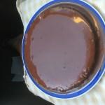 Chocolate-Rum Truffle Torte