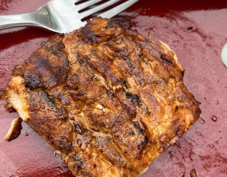 Sesame-Chile Chicken