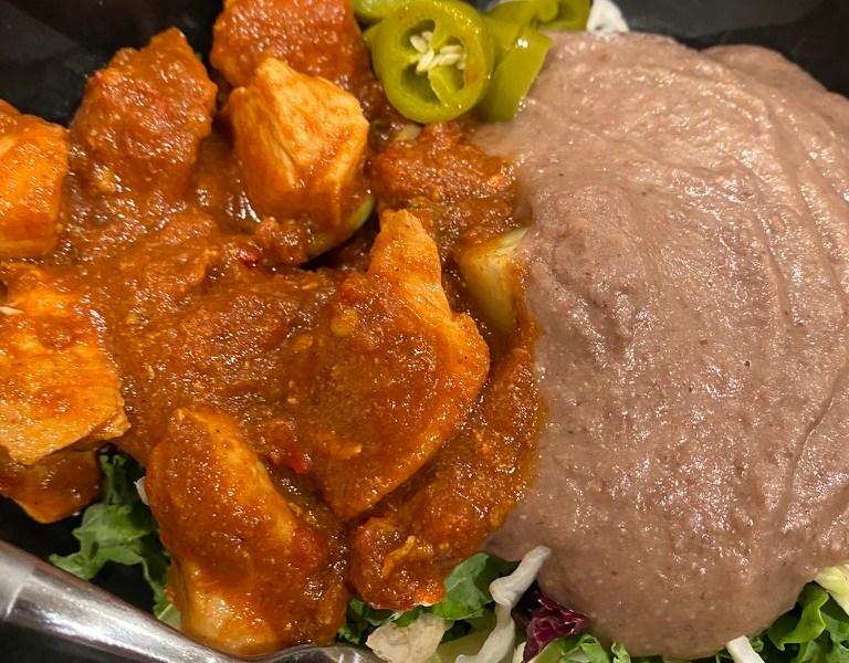Chipotle Chicken - Crockpot
