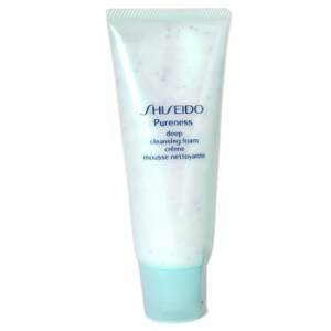 shiseido pureness foam