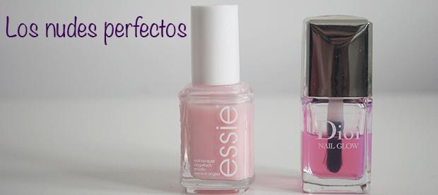 los tonos nude perfectos de uñas