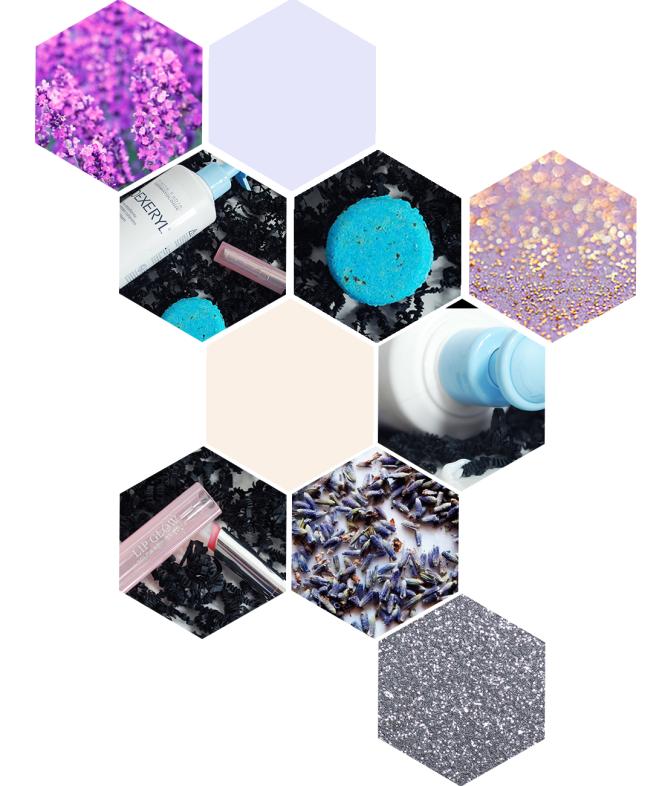 favoritos abril hexagonos