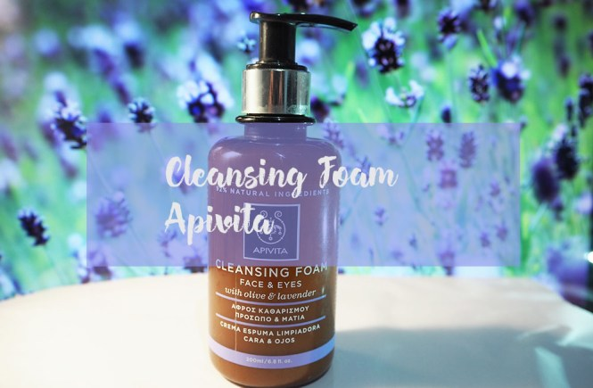 Cleansing Foam Apivita