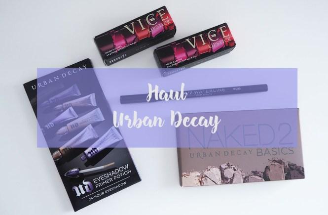 Haul Urban Decay