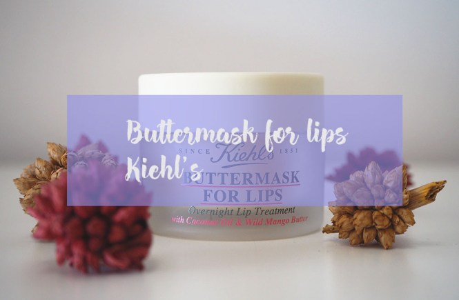 Buttermask for lips kiehl's
