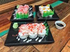 25 Aji sushi grub hub