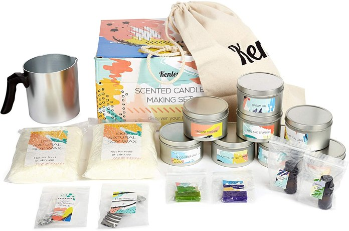 best-candle-making-kits