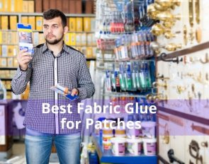 Best fabric glue for patches