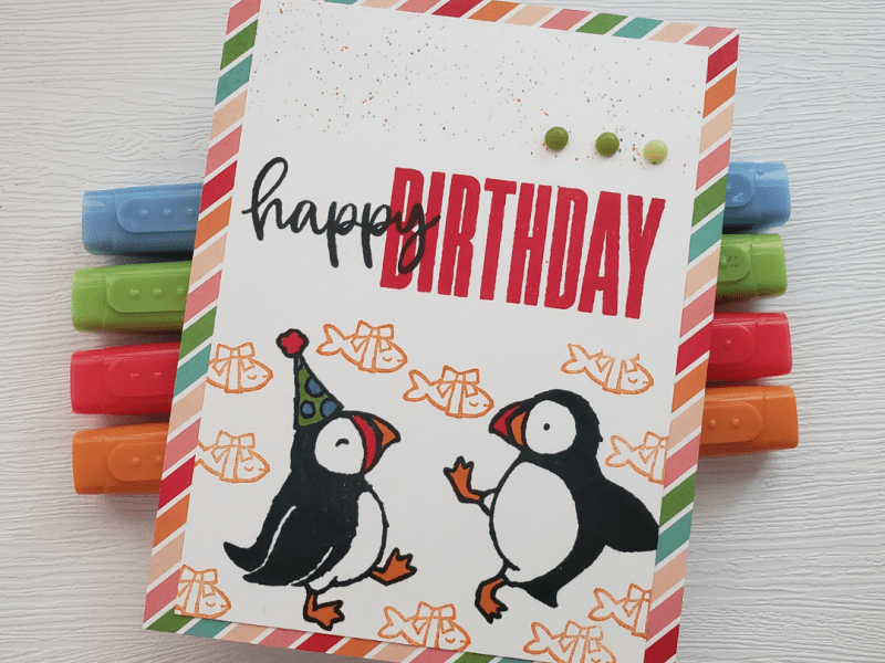 Party Puffins Biggest Wish