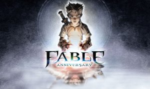 Logo for Fable Anniversary