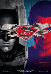 Batman v. Superman Poster. From IMDb.com