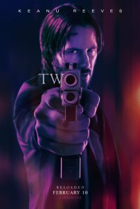 John Wick Chapter 2 poster from IMDb.com