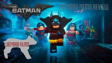Lego Batman is just as good as The Lego Movie