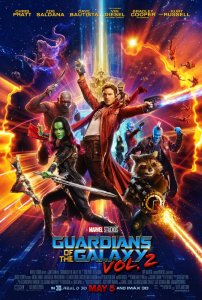 Guardians of the Galaxy Vol. 2 Poster from IMDb.com